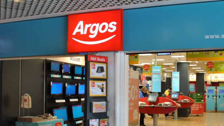 Argos agency staff get extra 80p an hour up to Christmas – if they don't go sick