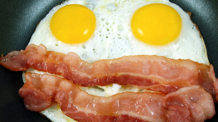 Hospital Staff in fury over bacon and egg sacking