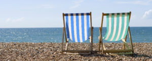 one in eight britons have skived off work to go on holiday