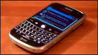 Blackberrys have a huge impact on work life balance