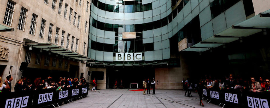 BBC pay review finds 'no gender bias'