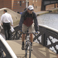 Keep the sporting legacy alive with a cycle to work scheme