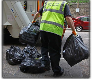 Bin workers to strike in equal pay row