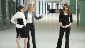 Bullying and harassment in the office 'swept under the carpet'