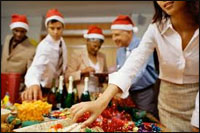 Christmas office party should be replaced with rewards throughout the year