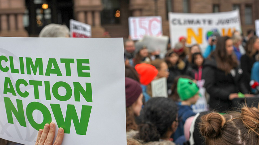 HR warns employees attending climate change strike may be illegal