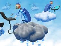 Sonia Blizzard: Living in the cloud
