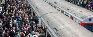 Rail fares rise twice as much as wages