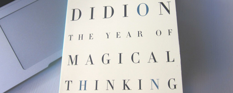Joan Didion's 'The Year of Magical Thinking' one of the best written guides to recovering from bereavement