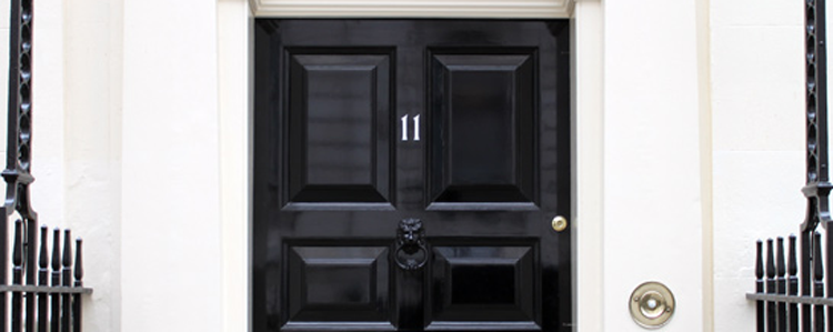 George's den - No11 Downing Street