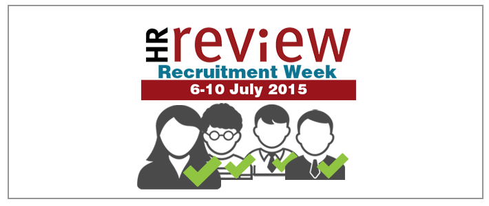 Our recruitment focus week begins!