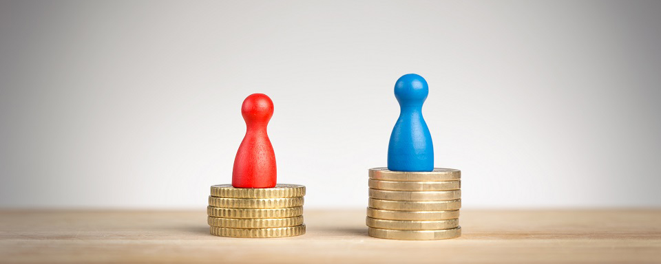 Reducing gender gaps would significantly benefit women, society and the economy