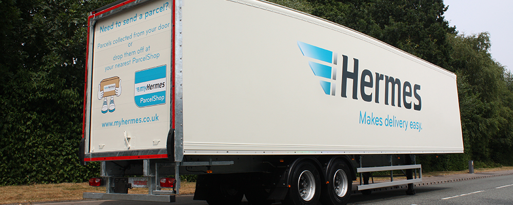 Hermes offers drivers better rights