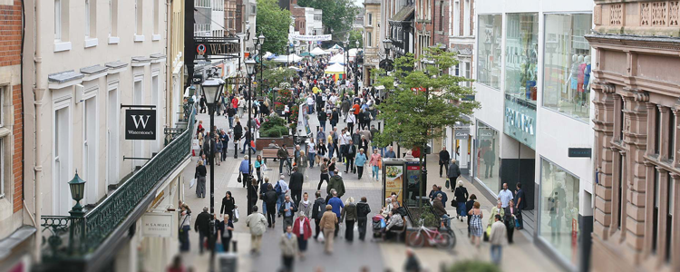 The high street faces choppy times over the next decade