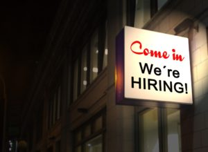 Lockdown confidence in hiring new staff is slowly rising