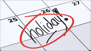 Bank holiday warning: a rise in holiday requests before and sick leave after