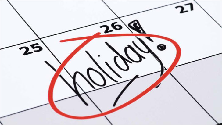 Is HR prepared for a surge in holiday leave requests as the end of the financial year looms?