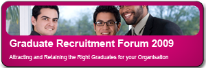 Graduate Recruitment Forum Advert