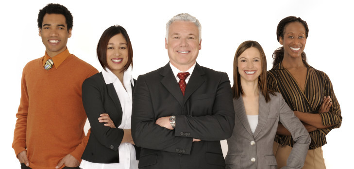 As individuals, this group are in touch with their own personal brand