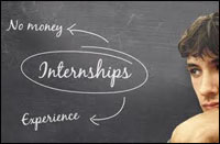 43% of student interns are unpaid, survey says