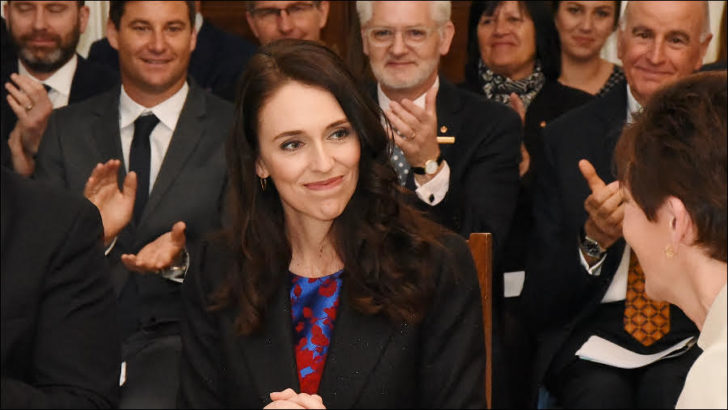 New Zealand's Jacinda Ardern targets equal pay for women