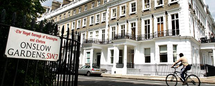 Kensington and Chelsea is, unsurprisingly one of the most expensive areas of London