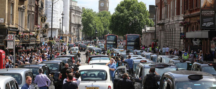Uber set to dodge burdensome new regulations in London