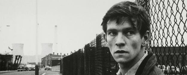 Tom Courtenay feeling miserable in Alan Sillitoe's The Loneliness of the Long Distance Runner