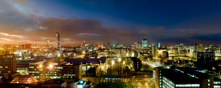 Top cities in the UK for vacancies