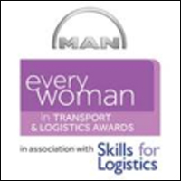 DHL employee wins MAN everywoman Team of the Year award