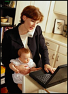 Maternity leave will be shared by parents under new plans