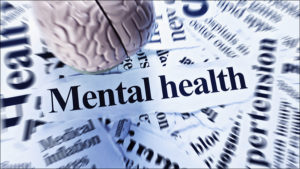 Staff experiencing mental health issues and not speaking to anyone doubles