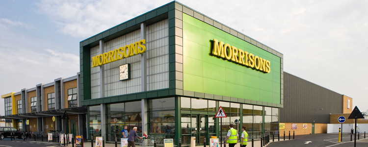 Morrisons and Asda are engaged in a long rumbling war