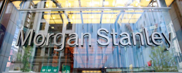 Morgan Stanley is facing some troubled economic times, but it still has the ability to hire ex-New Labour cabinet minsters and as we all know...they do not come cheap