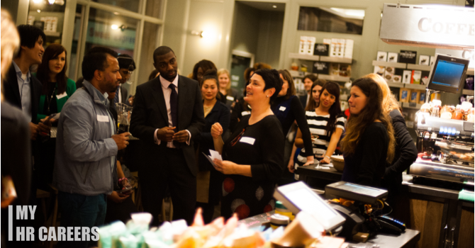 myHRcareers HR networking parties in Central London and Manchester 5