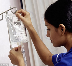 Training places axed for nurses in the north of England