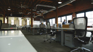 Managers now prefer 'collaborative' workspace over fulltime office