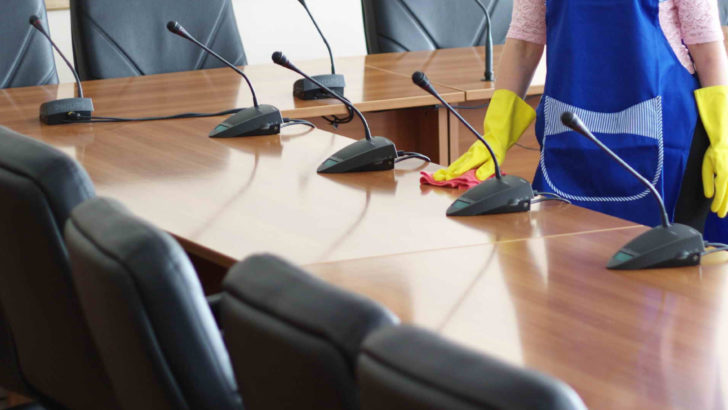 HMRC cleaners to strike in battle over National Living Wage