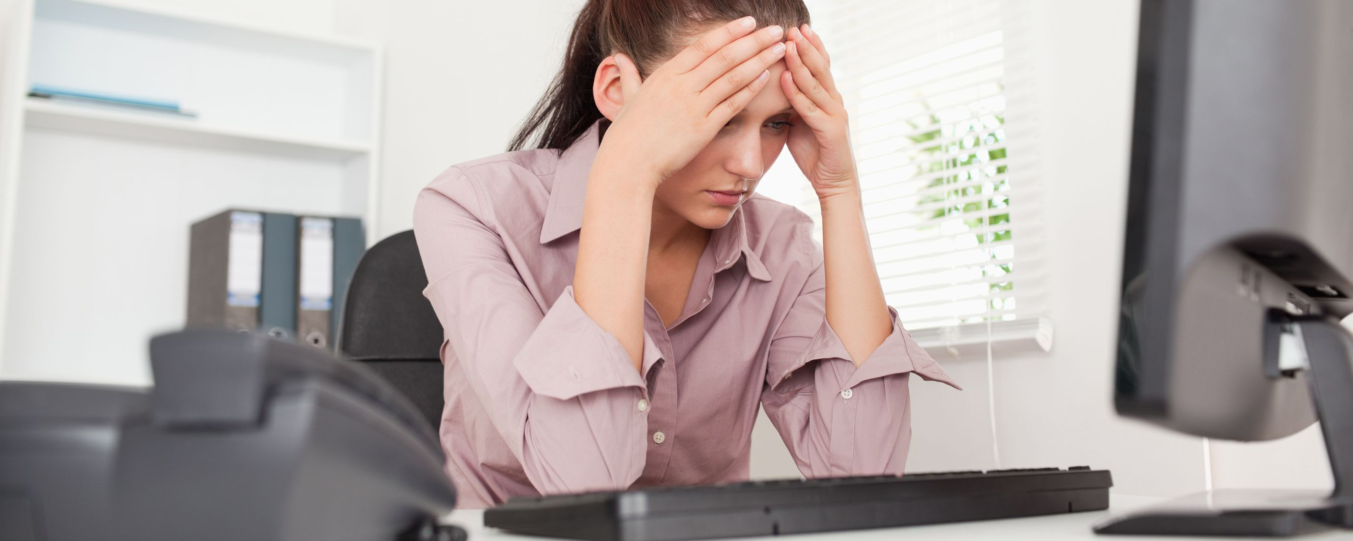 'Marginalised' older workers feel more stressed than younger colleagues
