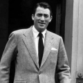 Gregory Peck leaving tailoring firm Huntsman on  Savile Row