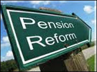 Delaying pensions reforms will leave millions on track for a poor old age