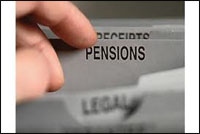 Final salary pensions shut at record rate in private sector