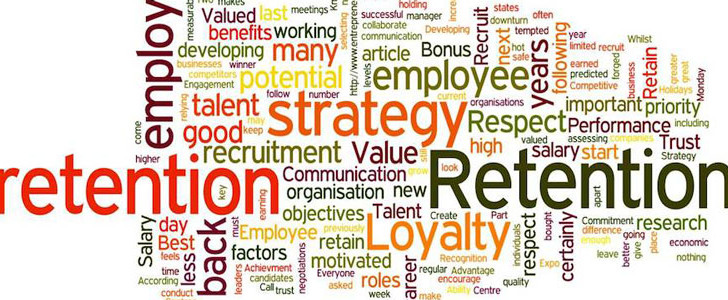 Staff retention rates improve by nearly 4 years when employee efforts are recognised