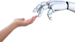 Both bosses and staff excited by the idea of AI