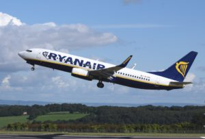 Sleeping rough? Ryanair cabin crew sacked for staging photo