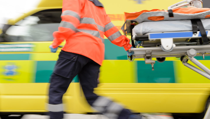 Ambulance service 'on verge of breakdown' due to work related stress