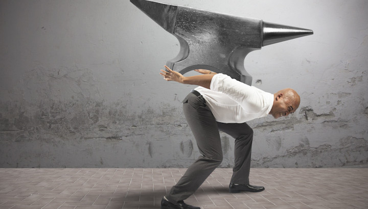 The 30 worst threats to small firms