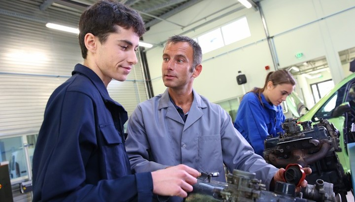 85% of young people will now consider a career in manufacturing