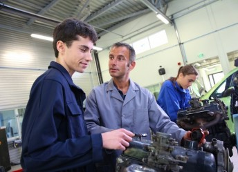 Apprenticeships seen as 'just for the boys'