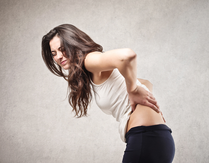 Six tips to prevent back pain at work
